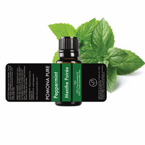 15ml Peppermint Supreme Organic Essential Oil