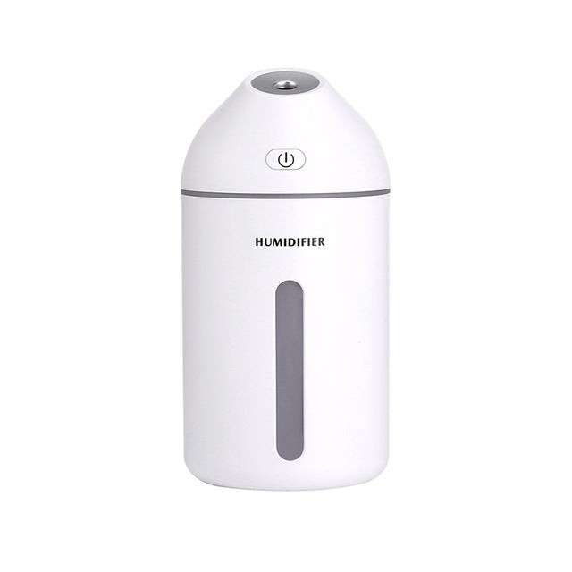Ultrasonic Essential Oil Aroma Diffuser with LED Lights USB