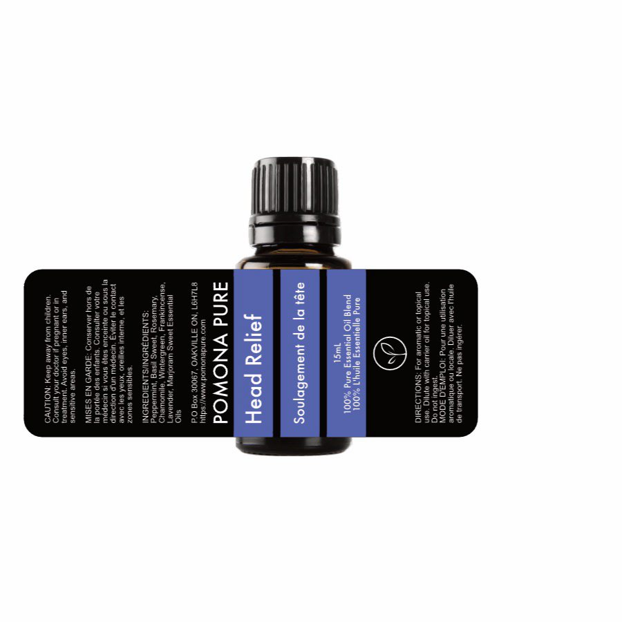 15ml Head Relief Blend