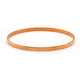 Rose Gold Stainless Steel Bangle