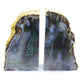 Agate Bookend