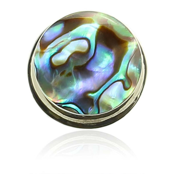 ABALONE RING IN 925 STERLING SILVER - Taula Pte Ltd