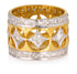 VINTAGE GOLD AND DIAMOND RING IN 18K GOLD - Taula Pte Ltd
