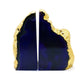 Purple Agate Bookend