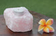 Rose Quartz Gemstone Candle Holder