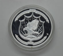 Load image into Gallery viewer, History of America Battle of Yorktown 1 OZ .999 Fine Silver Coin 1781
