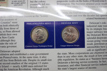 Load image into Gallery viewer, Statehood Quarters Collection Vol. 1, Postal Commemorative Society, Coins/Stamps