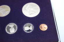 Load image into Gallery viewer, 1973 First Coinage Of The British Virgin Islands Proof Set - Franklin Mint