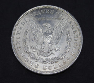 1921 Morgan Dollar - Silver $1 About Uncirculated