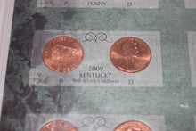 Load image into Gallery viewer, Brilliant Uncirculated Penny Design Collection - Philadelphia & Denver - U.S. Coins