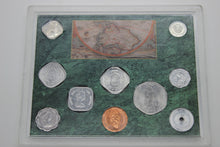 Load image into Gallery viewer, 1992 Odd Shaped Coins of The World - 10 Coin Set