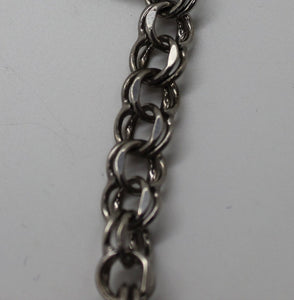Sterling Silver (.925) Link Bracelet - 8 inches