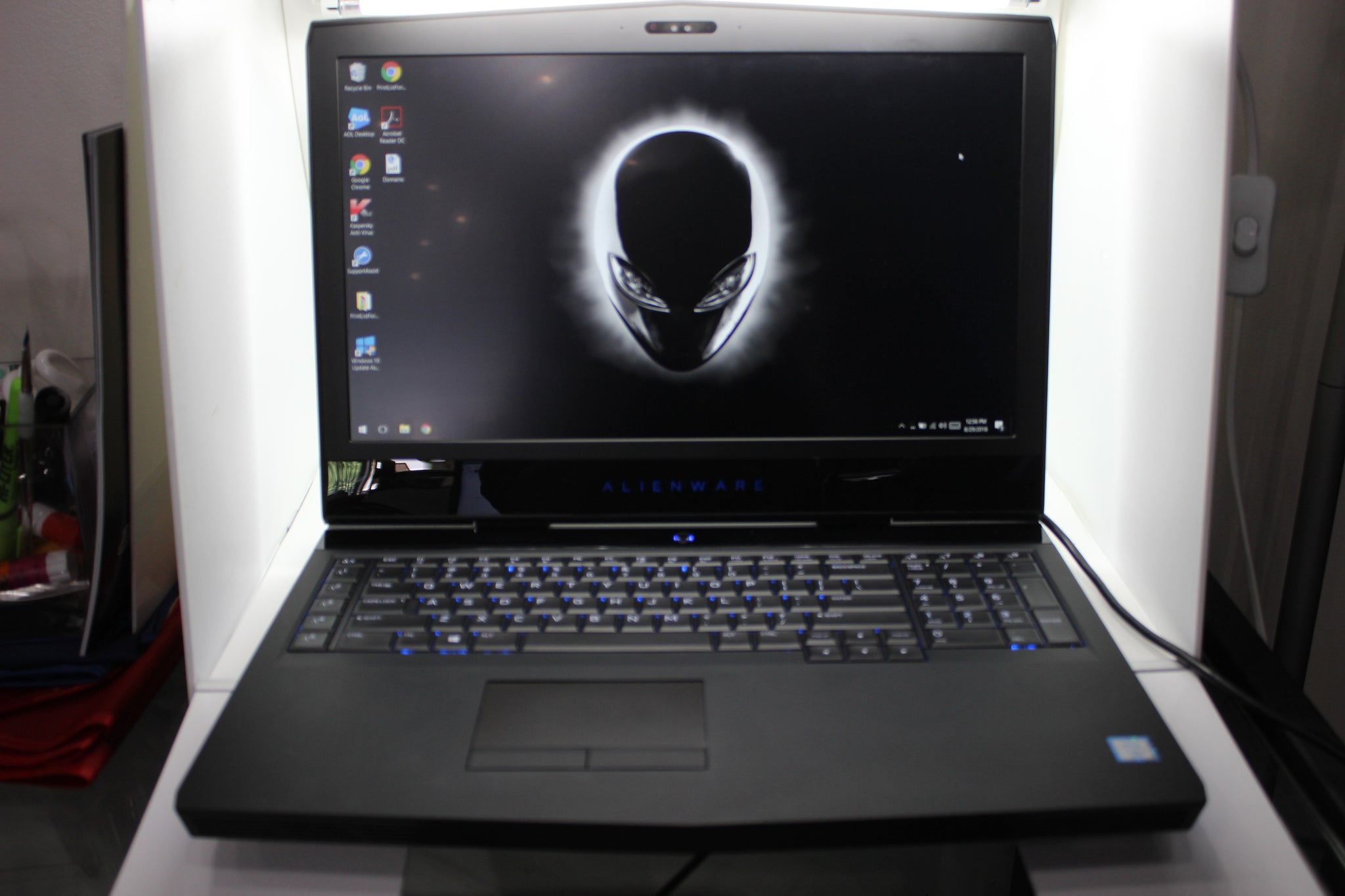 Alienware 17 R4 Gaming Laptop - Intel Core i7-6700HQ CPU