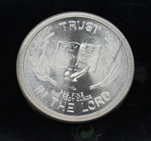 Load image into Gallery viewer, 1973 One Free Man Silver Commemorative Coin - 1 oz .999 Silver - Vintage