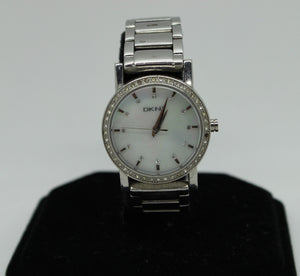 DKNY NY-4791 Mother of Pearl Dial Stainless Steel Bracelet Women's Watch