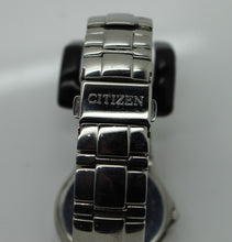 Load image into Gallery viewer, CITIZEN ECO-DRIVE MEN'S STAINLESS STEEL WATCH E110-K51200-Y