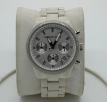 Load image into Gallery viewer, Michael Kors MK5183 - Women's All Stainless Steel Silver-Tone Wristwatch - 38mm