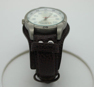 Kenneth Cole Unlisted Men's Wrist Watch - UL1255 - Leather Wristband