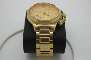 Ballast Men's Wristwatch - Gold Stainless-Steel Bracelet BL-3126-55