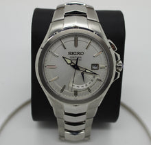Load image into Gallery viewer, SEIKO Coutura SRN063 Kinetic Men's Bracelet Quartz Wristwatch - 5M84-0AF0