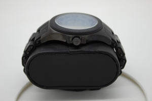 Marc Jacobs Women's Wrist Watch - MBM2531 'Pelly' Black Silicone