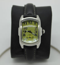 Load image into Gallery viewer, Invicta Baby Lupah 2085 Wrist Watch for Women - Green Face - Leather Strap