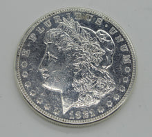 Load image into Gallery viewer, 1921 S Morgan Silver Dollar- Circulated- $1