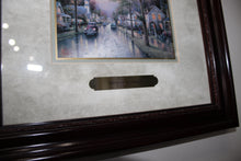 "Load image into Gallery viewer, Thomas Kinkade ""Coming Home"" Collectors Society 2003 w/ COA"