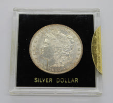 Load image into Gallery viewer, 1900 $1 Morgan Silver Dollar - Extremely Fine XF - In Case