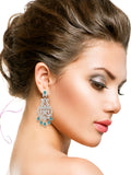 Beautiful BT Chandelier Earrings / Danglers
