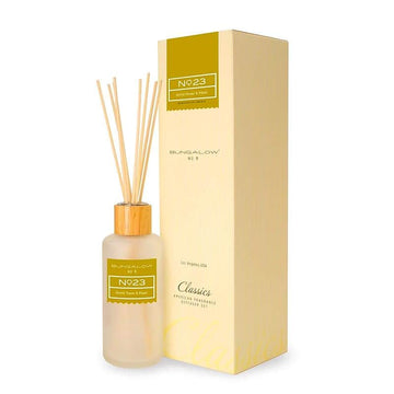 Bungalow No.9 No.23 Orchid Flower and Pikaki Diffuser 200ml