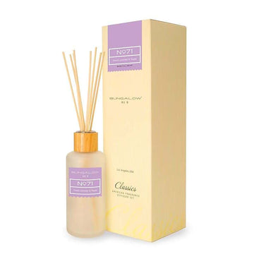 Bungalow No.9 No.71 Fresh Lavender and Thyme Diffuser 200ml