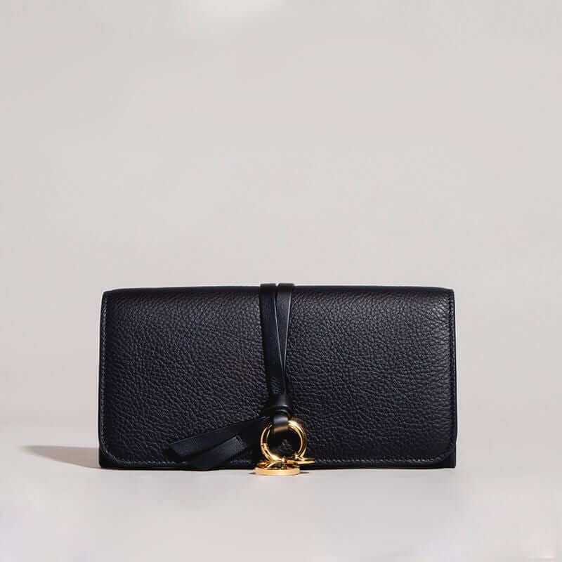 Chloé Alphabet Medium Black