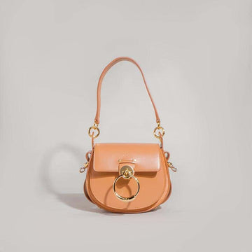 Chloé Tess Small Muted Brown