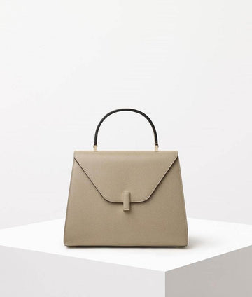 Valextra Iside Small Bag Oyster