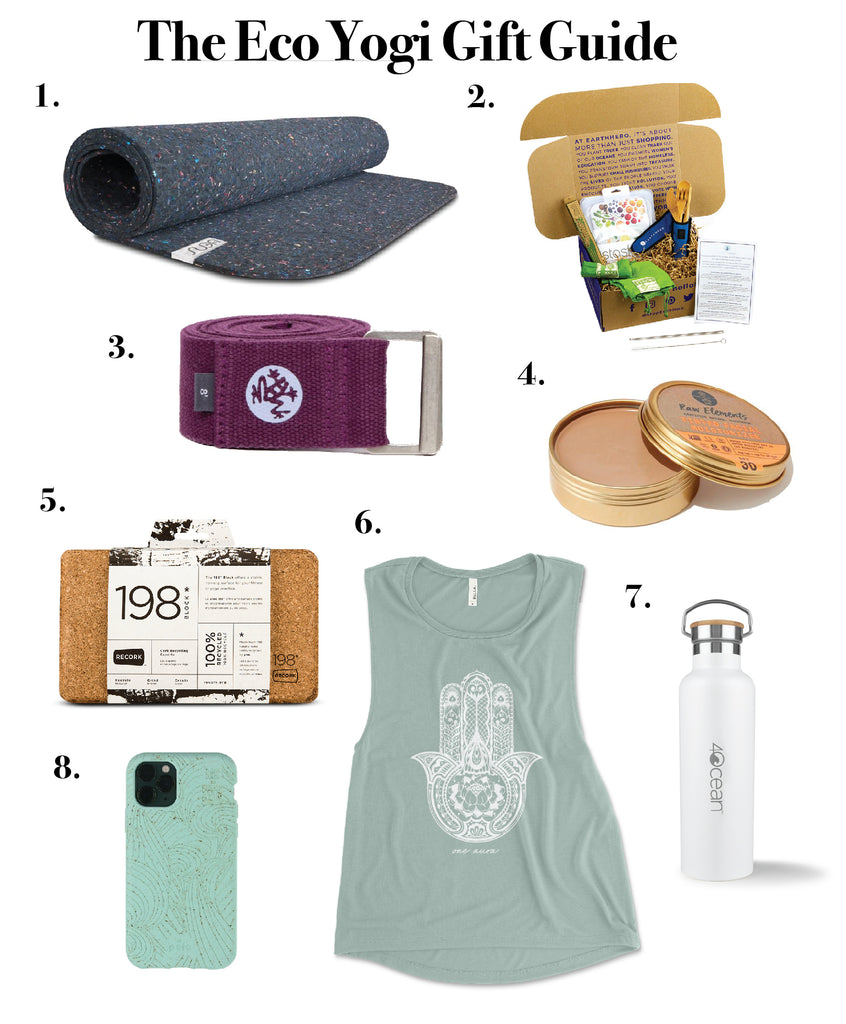 The Eco Yogi Gift Guide for Earth Conscience Yogis