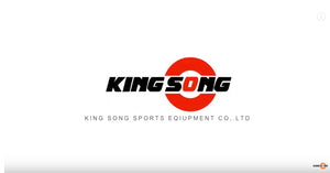 King Song electric unicycle disassembly video