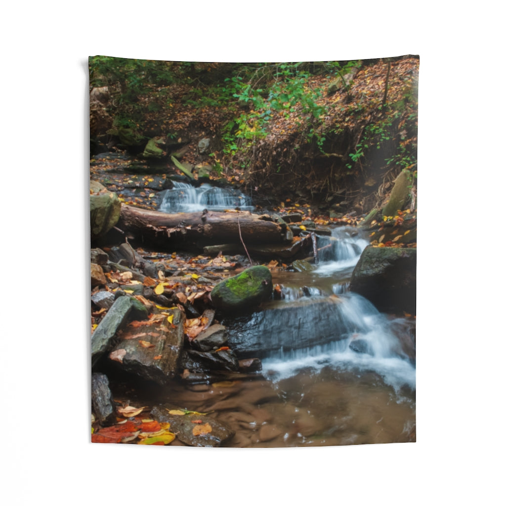 Indoor Wall Tapestries: Little Waterfall