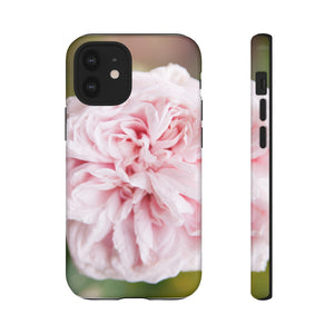 Tough Cases: Pale Pink Flower