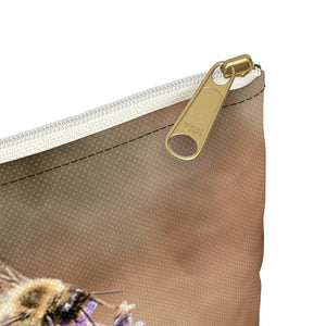 Accessory Pouch: Busy Bee