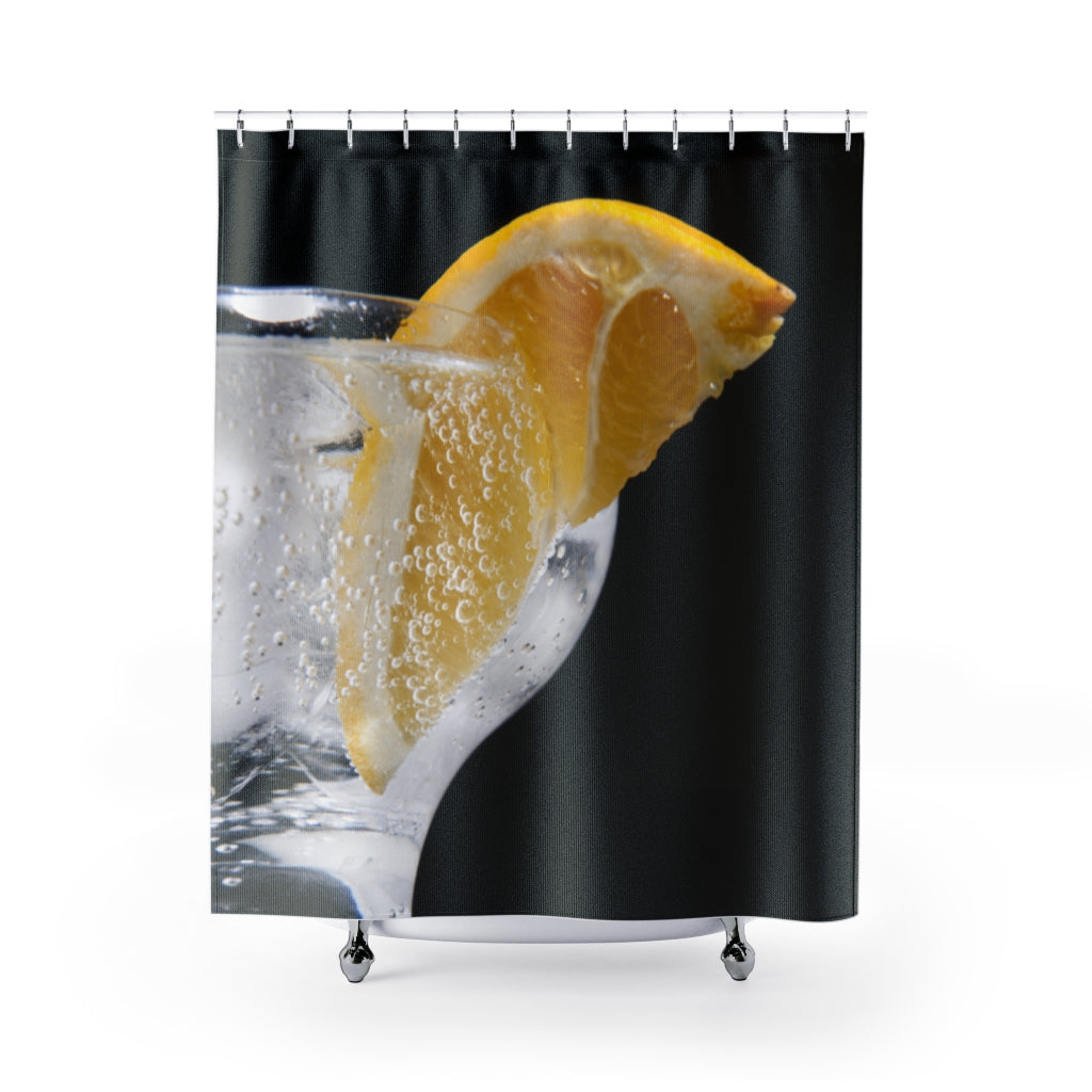 Shower Curtain: Fizzy Fruit