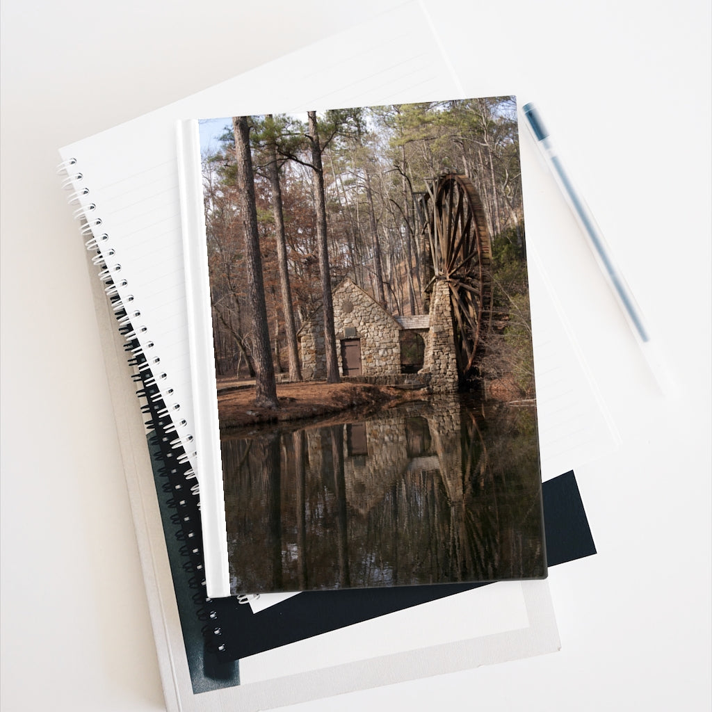 Journal - Blank - Water Mill