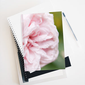 Journal - Blank - Pink Flower