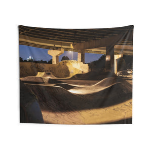 Indoor Wall Tapestries: FDR Skate Park