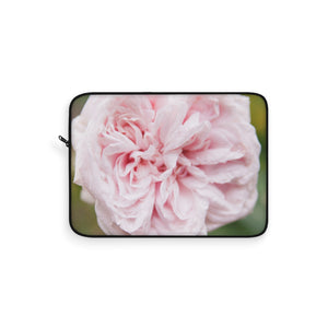 Laptop Sleeve: Pink Flower