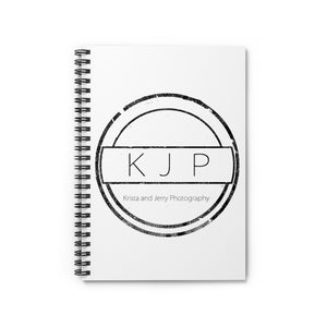 Spiral Notebook - Ruled Line - Krista and Jerry Photography