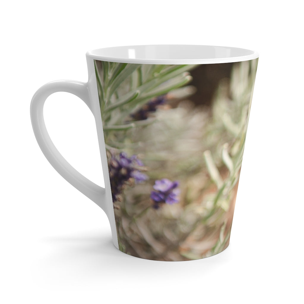 Latte mug: Busy Bee
