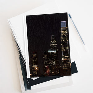Journal - Blank - Philadelphia at Night