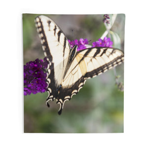 Indoor Wall Tapestries: Butterfly