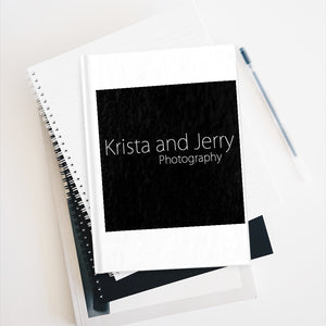 Journal - Blank - Krista and Jerry Photography (black)